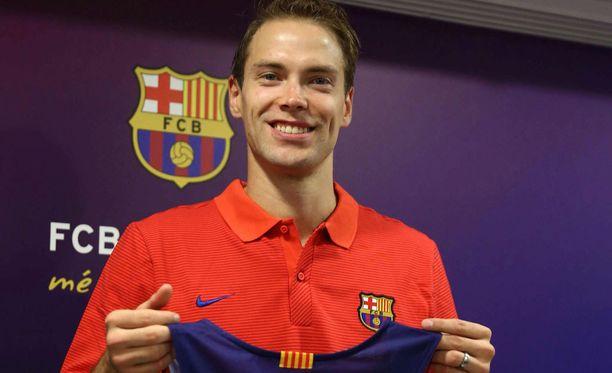Petteri Koponen oli palaamassa koristähtien juhlasta, kun hän joutui liikenneonnettomuuteen Barcelonassa.