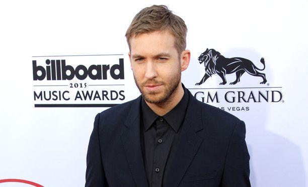 Calvin Harris on tunnettu muun muassa hiteistään Summer ja Outside.