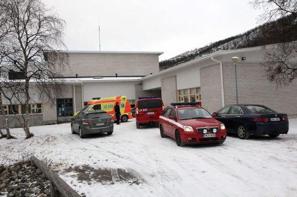 16-vuotias poika kuoli puukotukseen koulussa Utsjoella lokakuussa 2014.