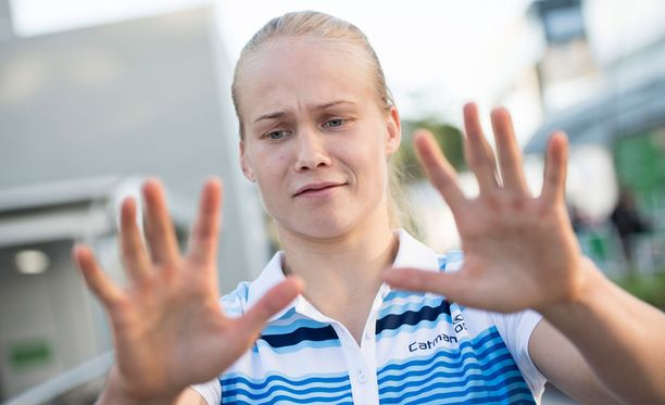 Petra Ollia jännitetään keskiviikkona.