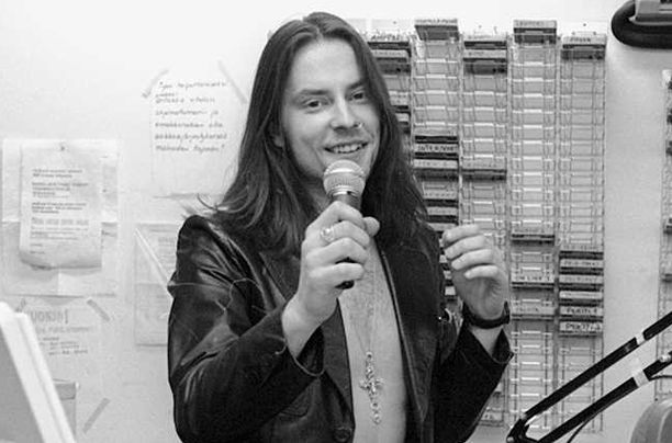 Samuli Sainio aloitti uransa Radioankkurissa.