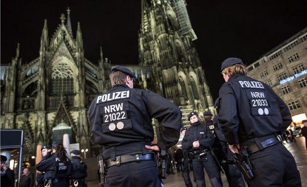 Uudenvuodenaattona Saksan Kölnissä tapahtuneista rikoksista on tehty jo yli 500 rikosilmoitusta.