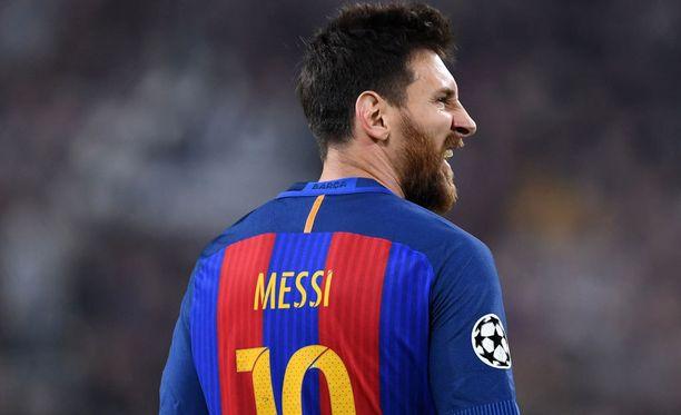 Viime kausi oli Messille ja FC Barcelonalle pettymys.