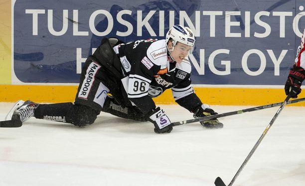 Mikko Rantanen on kuuma nimi NHL-seurojen keskuudessa.