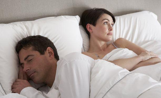 Unenpuuteesta voi seurata vakavia terveysongelmia.