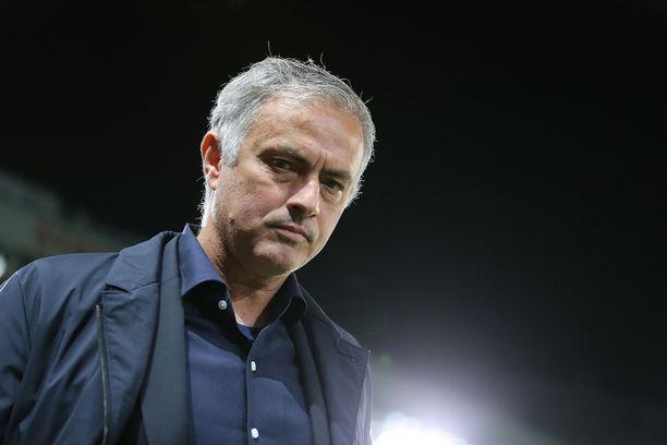 José Mourinhon Manchester United on kaukana seuran futisindentiteetin edellyttämästä iloisesta hyökkäyspelistä.