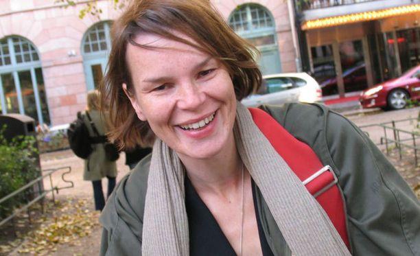 Anna Järvinen avioitui Tukholmassa.