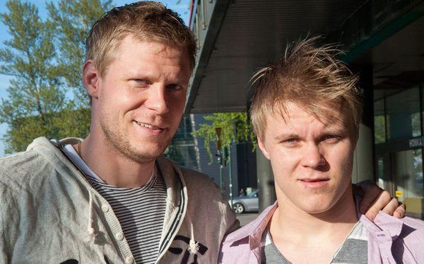 Mikael Granlundia sovitellaan Mikko Koivun ketjukaveriksi.