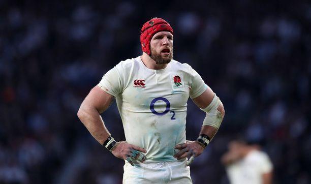 James Haskell oli rugbykenttien tähti. Hän lopetti ammattilaisuransa aiemmin tänä vuonna.