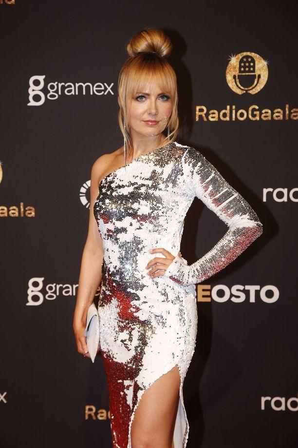 Jenni Alexandrova Radiogaalassa.