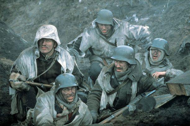 Talvisota oli 1980-luvun toiseksi katsotuin kotimainen elokuva.