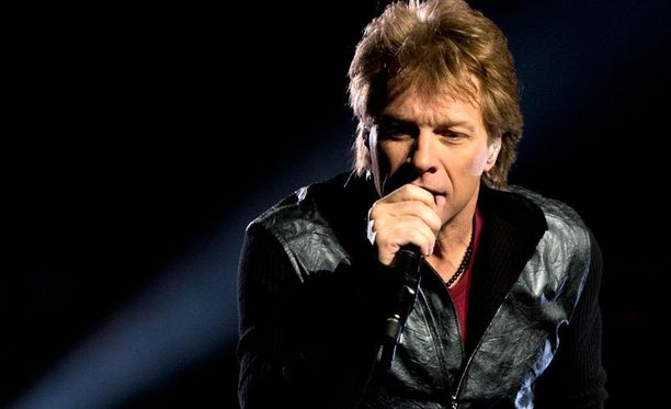 Jon Bon Jovi on kasvanut New Jerseyssa, jonne hurrikaani iski.
