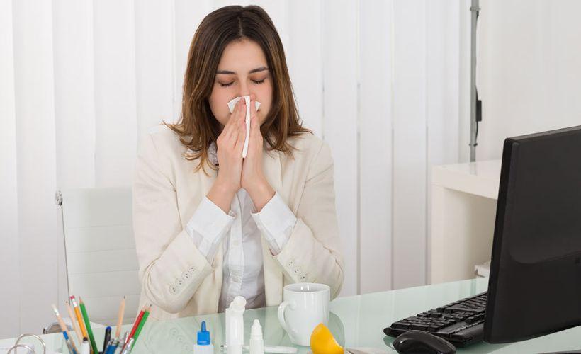 Flunssaa Liikkeellä