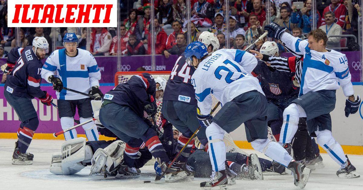 Olympialaiset 2021 Miesten Jääkiekko