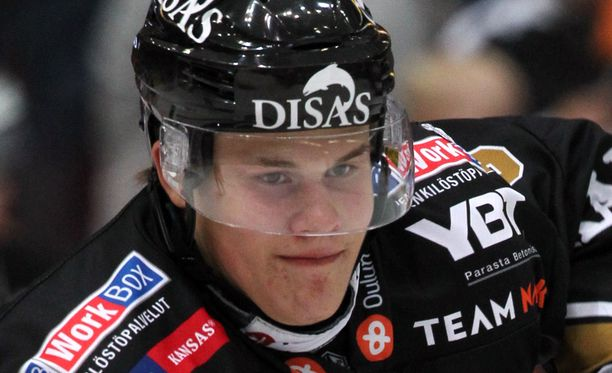 Jesse Puljujärvi vakuutti heti kaikki Edmontonissa.