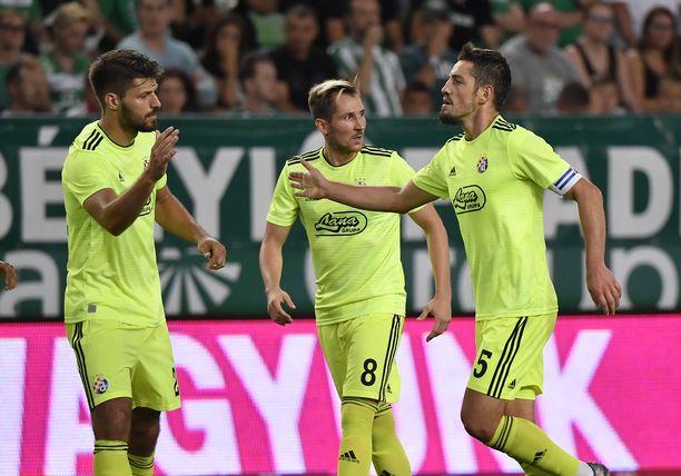 Dinamo Zagreb kohtaa Rosenborgin tänään vieraskentällä ja on otteluparin suosikki jatkoonmenijäksi.