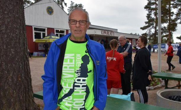 Nelinkertainen olympiavoittaja Lasse Virén on hyvin huolissaan suomalaisten liikkumattomuudesta.