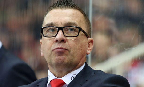 Ari-Pekka Selinin mielestä HIFK ei ollut pelillisesti huonompi joukkue.