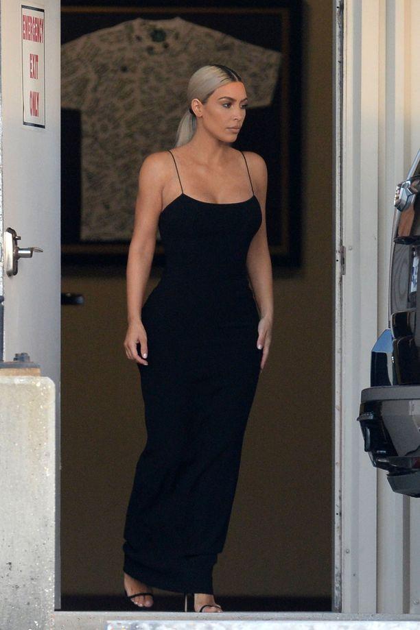 New Orleansissa on jo Kim Kardashian.