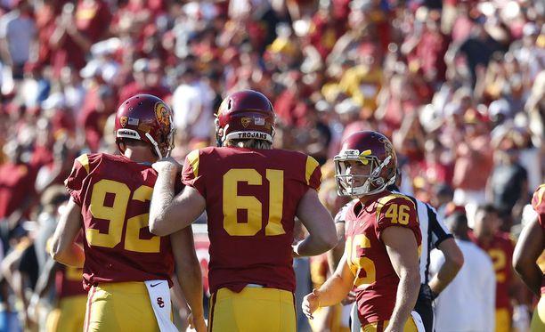 USC Trojans on varsin menestynyt yliopistoseura.