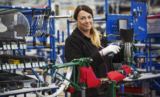 Ammattitaudeille altistutaan hyvin monissa erilaisissa työtehtävissä.