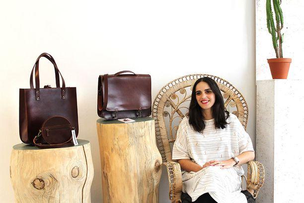 MOIMOI:n perustaja on Espanjasta Suomeen muuttanut Raquel Alonso Miranda.