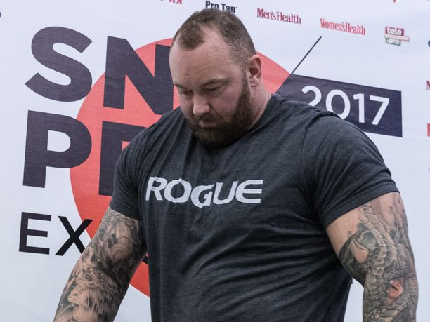 Björnsson yrittää rikkoa neljä vuotta vanhan ME:n.