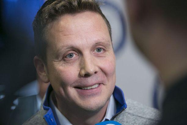 Lauri Marjamäki on rakentanut joukkueen ja säätänyt pelitavan nopeaa viisikkopeliä tukevaksi.