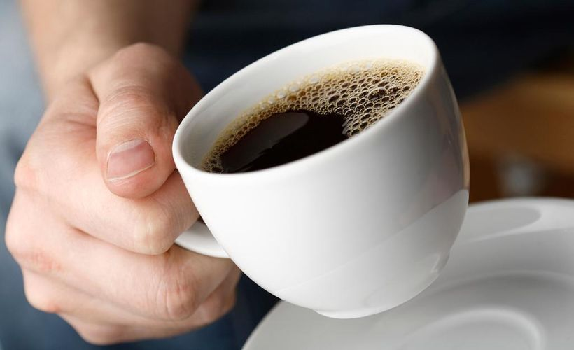 Kahvikupin Kofeiinipitoisuus