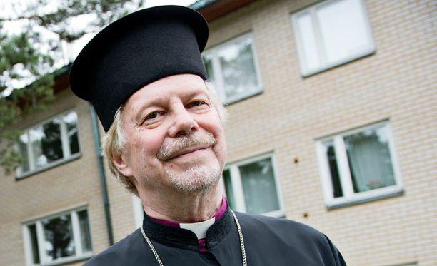 Yliajo oli niin järkyttävä kokemus, että se pysyy piispan mielessä ikuisesti.