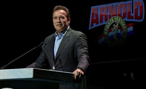 Arnold Schwarzeneggerin tila on vakaa.