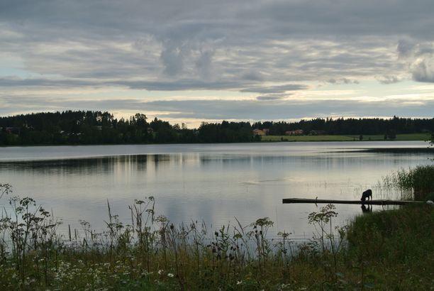 Arkistokuva Pohjois-Pohjanmaalta.