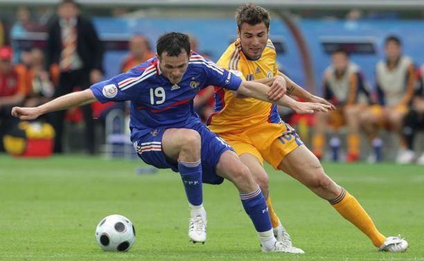Ranska ja Romania väänsivät C-lohkon ensimmäisellä ottelukierroksella maalittoman tasapelin.