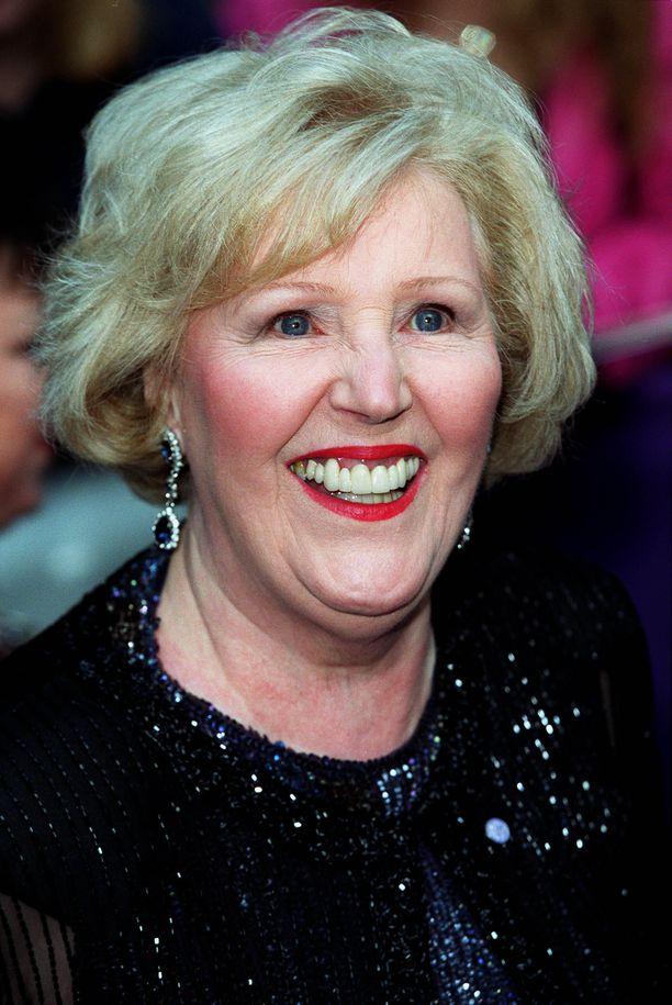 Paula Tilbrook vuonna 2000.