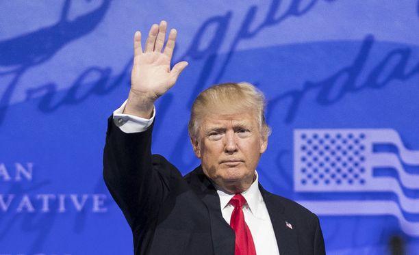 Donald Trumpin onnittelutviitti meni hieman vikaan.