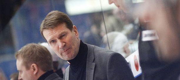 Erkka Westerlundin temperamentti räiskähti yli Espoossa.