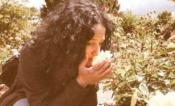 Hajuaisti voi vaurioitua esimerkiksi flunssan vuoksi niin pahasti, että ihminen menettää hajuaistinsa tyystin.