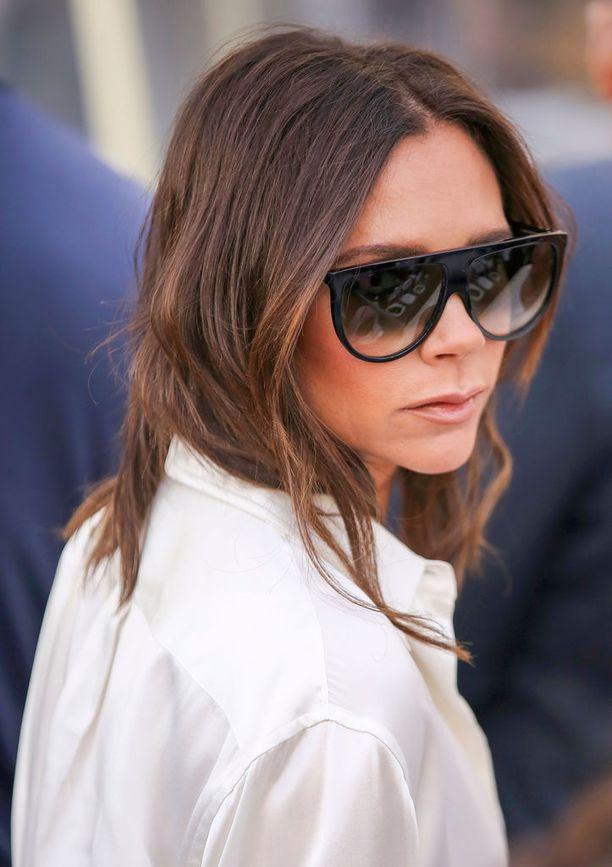 Victoria Beckhamin nykyinen look on hehkuvampi ja luonnollisempi.