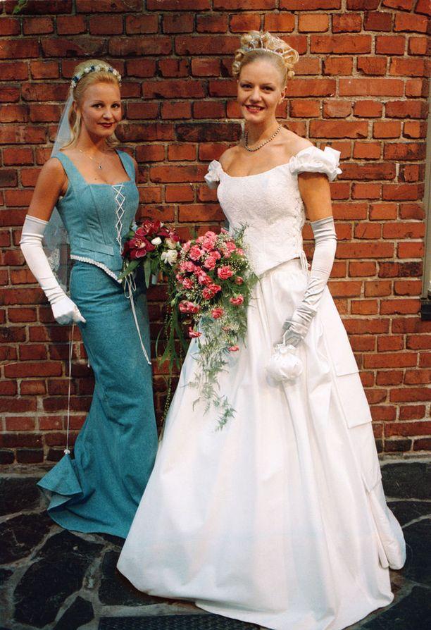 Pets-duo häämessuilla vuonna 2000.