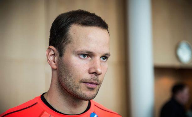Mestari Tero Pitkämäki palasi kentille Lapinlahden eliittikisoissa.