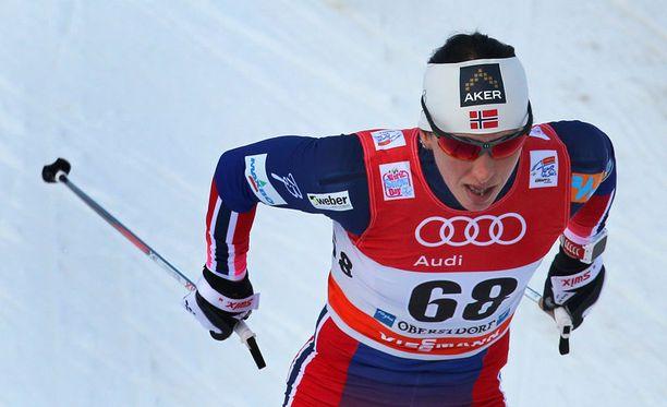 Marit Björgen dominoi Tour de Skitä.