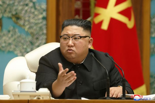Kim Jong-unin kerrotaan olevan todella vihainen koronaviruksen aiheuttamista ongelmista.