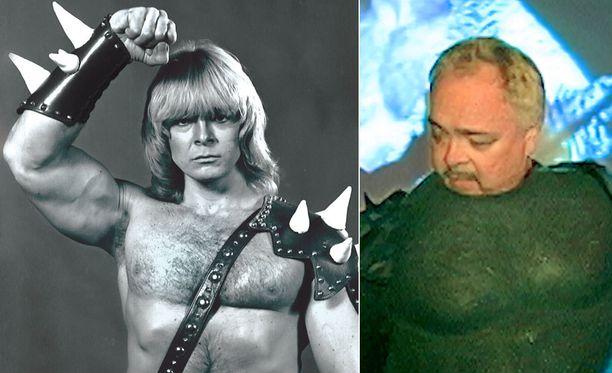 Jon Thor ennen ja nyt.