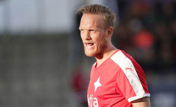 Mika Väyrynen jatkaa HIFK:ssa