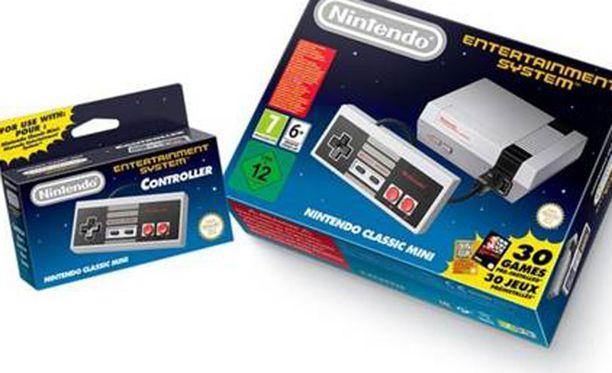 8-bittisen Nintendon miniversion sisältä on löytynyt yllätysviesti.