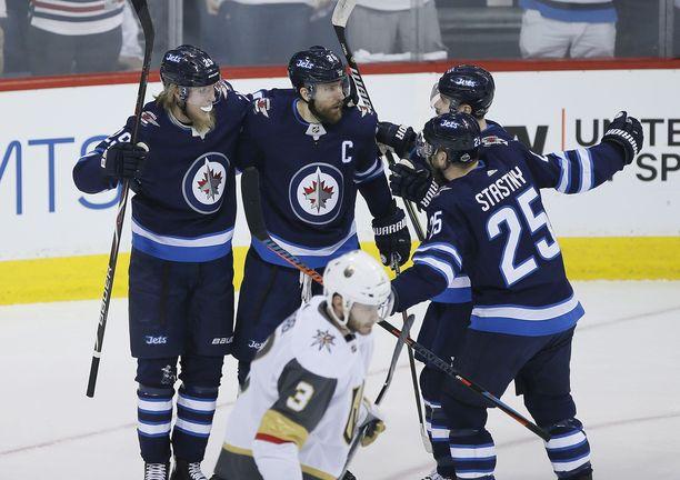 Winnipeg Jetsiltä odotetaan suuria tekoja tällä kaudella.
