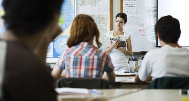 Älykkäät oppilaat jäävät usein huomaamatta.