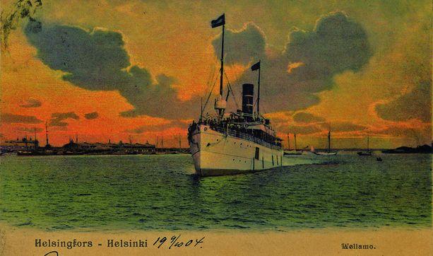 Vuonna 1898 valmistuneet Oihonna ja Wellamo olivat huomattava kehitysaskel erityisesti Tallinnan talviliikenteeseen. Monet aiemmat alukset kulkuvat vain kesäisin. Wellamo menetettiin ensimmäisen maailmansodan aikana, kun saksalainen sukellusvene upotti sen Kokkolan edustalla vuonna 1916. Oihonna nähtiin Tallinnan-liikenteessä vielä 1930-luvun lopulla.