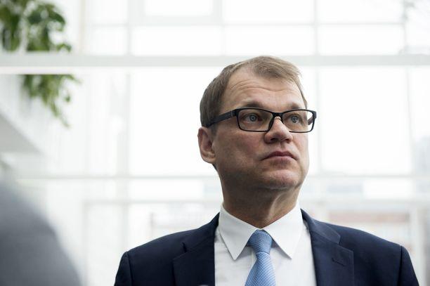 Pääministeri Juha Sipilän esikunta korostaa hallituksen tehneen useita toimia tasapainoisen aluekehityksen hyväksi.