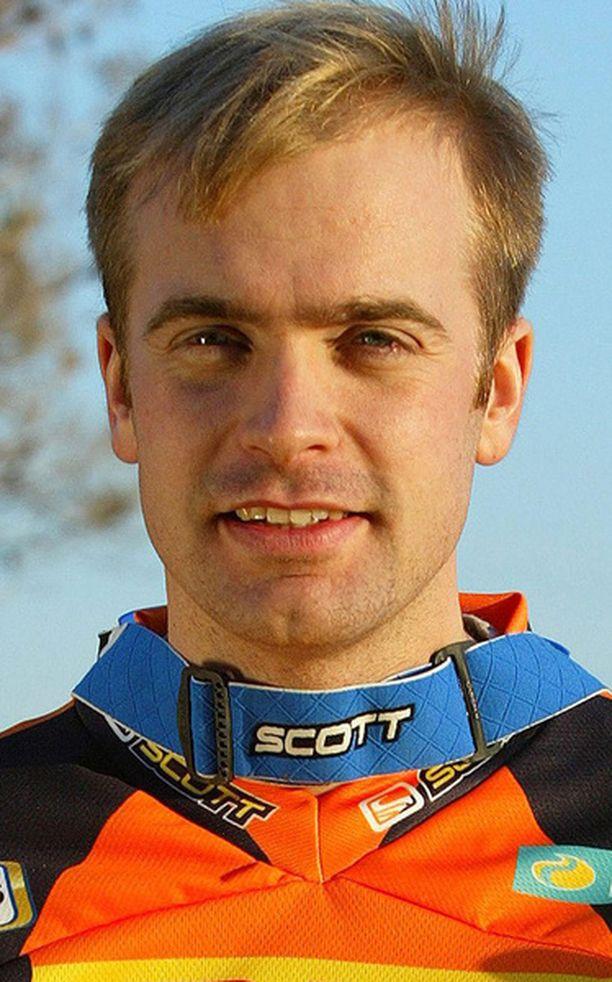 Juha Salminen on enduron 12-kertainen maailmanmestari.